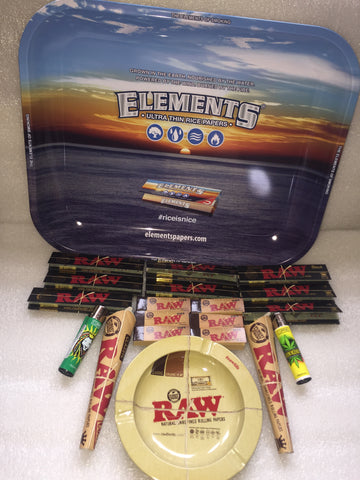 Raw Elements Bundle
