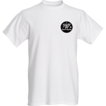 White Piff Smoke Supplies Tshirt