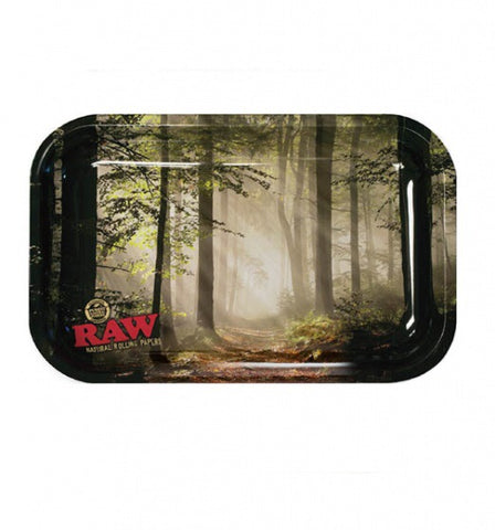 Raw Forest Rolling Tray Small