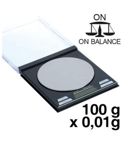 On Balance Square CD Scales