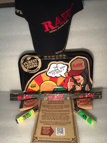 Raw Brazil Hat Bundle
