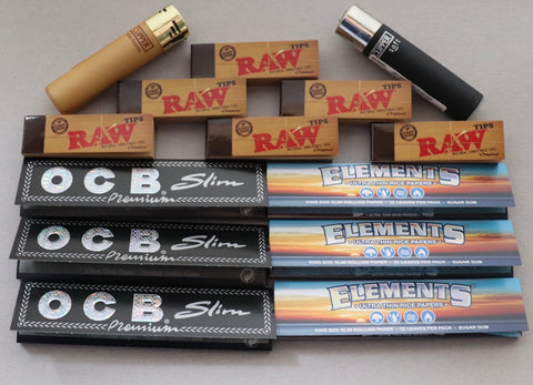 Elements Ocb Smoker Bundle
