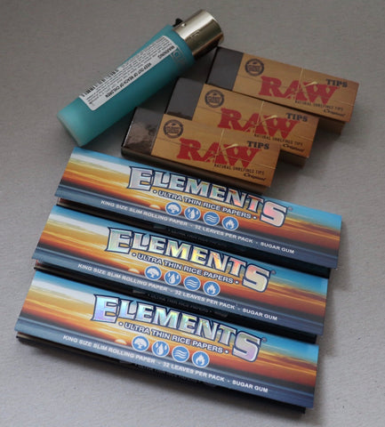 Elements Road Pack