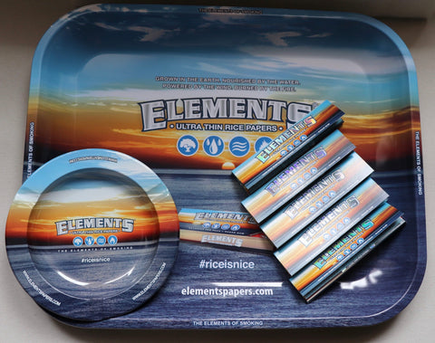 Elements Magnetic Ashtray Bundle