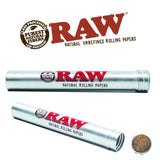 Raw Aluminium Tube/Holder