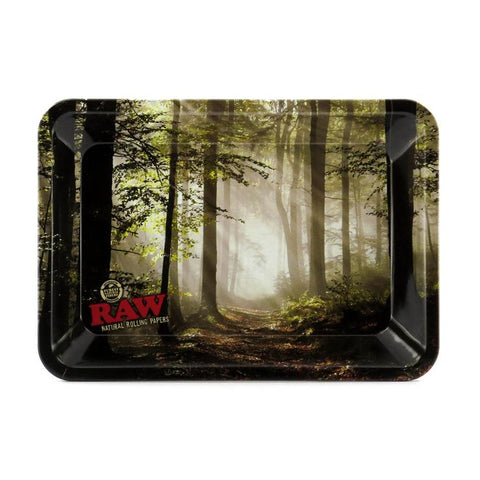 Raw Forest Rolling Tray Mini