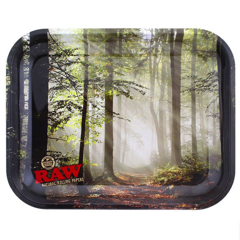 Raw Forest Rolling Tray