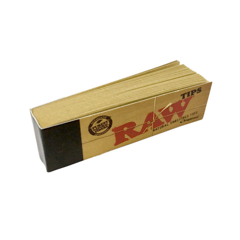 Raw Roach Card/Rolling Tips/Filters