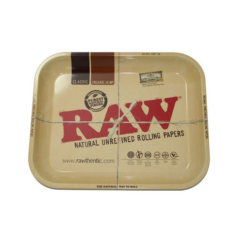 Raw Original Rolling Tray