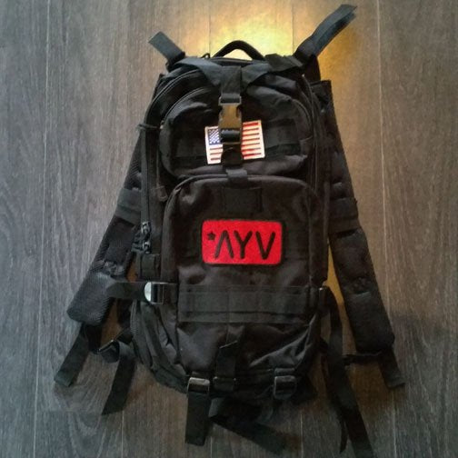 Black October BackPack
