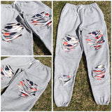 """Tigers"" Camo Sweats"