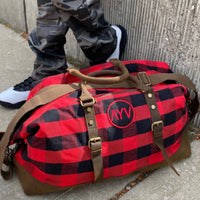 The Rolling Stone Duffle