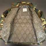 "Camo ""Brigade Jacket"" w/ Removable Lining"
