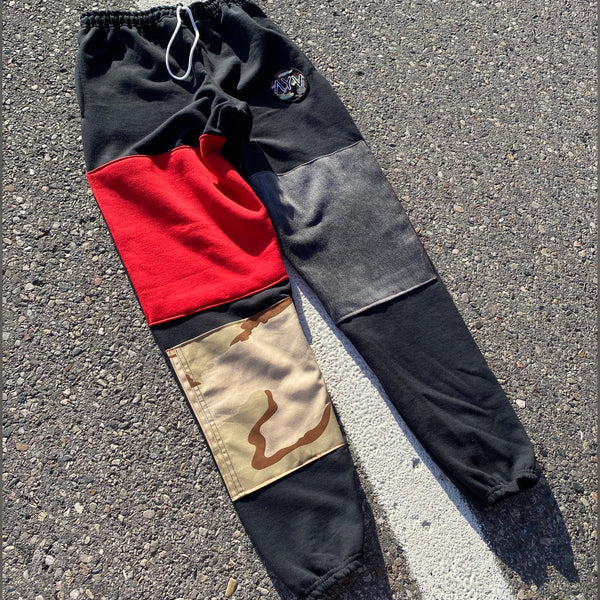 Streets Bespoke - Black Desert Sweats