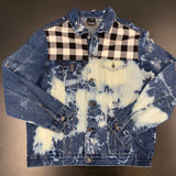 Vintage LumberJack Denim Jacket - Highball (XL)