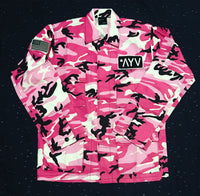 Pink M.A.S.H. Jacket