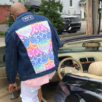 Denim Articles - Santorini  Jacket