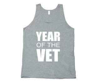 #YearOfTheVet Tanks