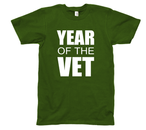 #YearOfTheVet Soft-T