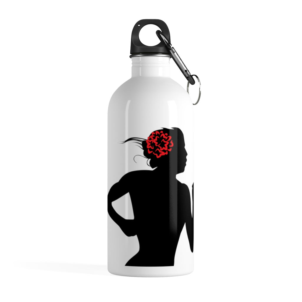 AM Stainless Steel Water Bottle