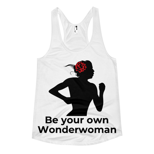 AM Be You racerback tank