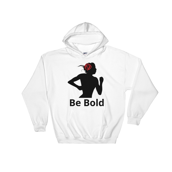 AM Be Bold Hooded Sweatshirt