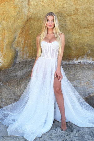 privee bridal gown