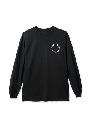 H8UWorld Long Sleeve (Black)