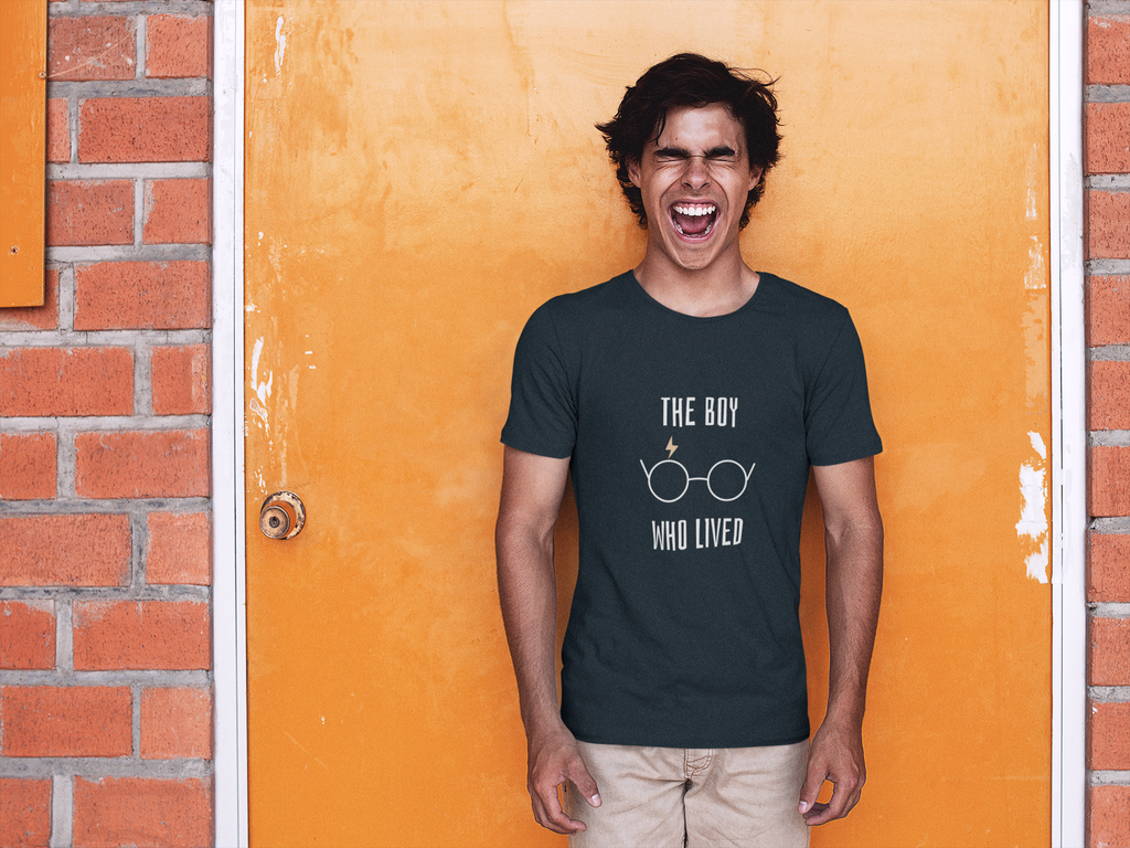 The Boy Who Lived - Unisex T-Shirt