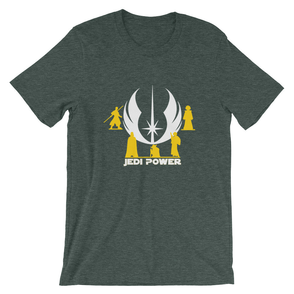 """Jedi Power"" Star Wars Short-Sleeve Unisex T-Shirt"
