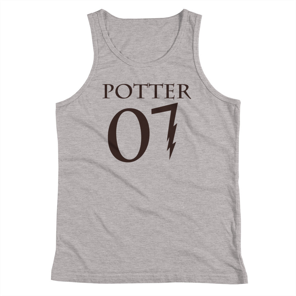 """Potter 07"" Harry Potter Youth Tank Top"