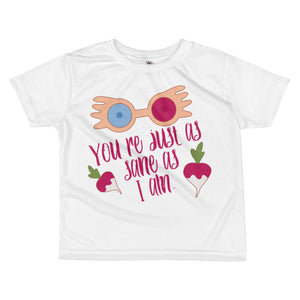All-over kids sublimation T-shirt