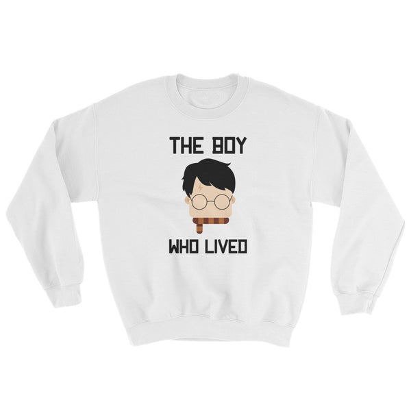 """The Boy Who Lived"" Harry Potter Unisex Sweatshirt"