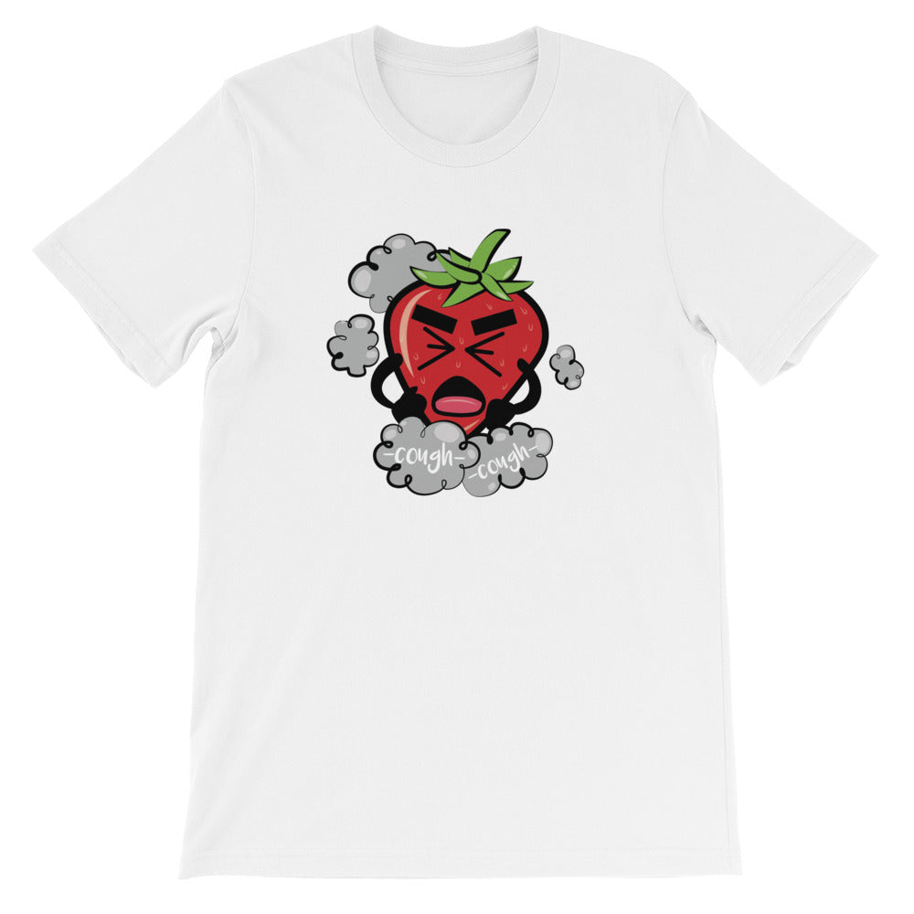 Strawberry Cough Short-Sleeve Unisex T-Shirt