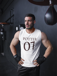 """Potter 07"" Harry Potter Classic Unisex Tank Top"