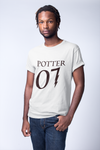 """Potter 07"" Harry Potter Short-Sleeve Unisex T-Shirt"
