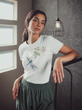 Watercolor Dragonfly III Short-Sleeve Unisex T-Shirt