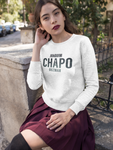 El Chapo Ladies' Long Sleeve Tee