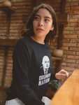 """Drumpf Nation"" Political Parody Ladies' Long Sleeve Tee"
