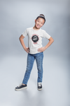 """Support The Empire"" Star Wars Short Sleeve Kids T-Shirt"