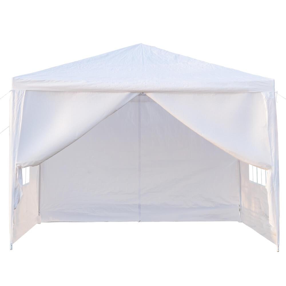 Canopy Tent | 10x10 Pop Up Canopy - Four Sides - Mcanopy