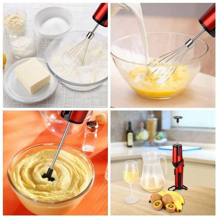 Wonderper Cordless Hand Mixer - KTsale