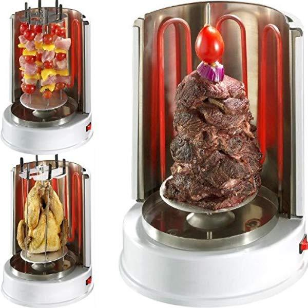 Vertical Grill Wonderper BBQ Gyro Rotisserie Home & Garden > Kitchen & Dining > Kitchen Appliances > Roaster Ovens & Rotisseries Wonderper