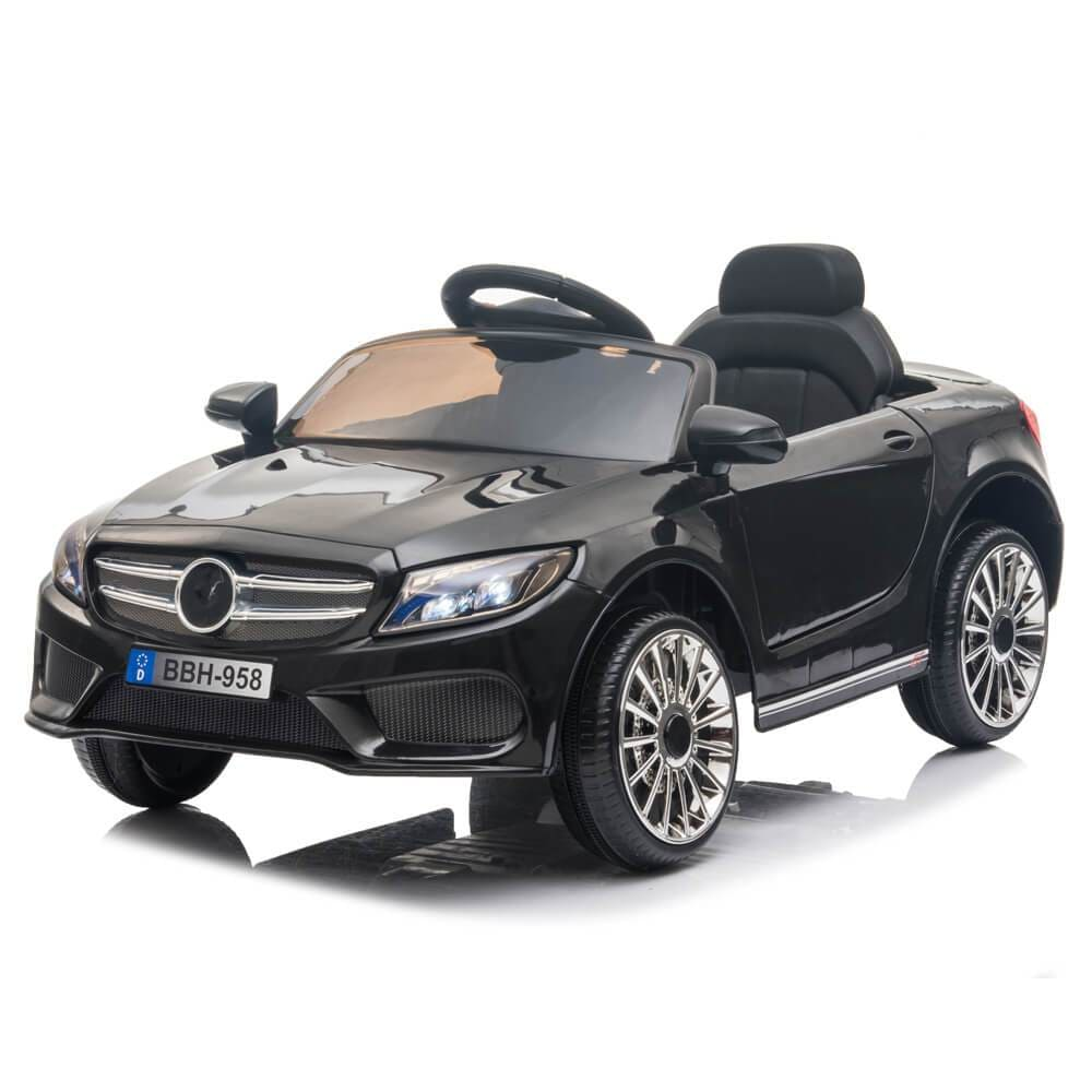 12V Ride On Car With Remote Control  (Aged 3-6 Years)
