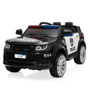 Ride On Police Car | 12V Kids Car (Aged 3-8 Years)