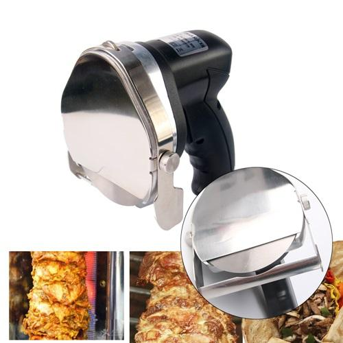 Doner Kebab Machine | Keytop Kebab Cutter Doner Kebab Knife Slicer Electric Shawarma And Gyros Cutter Home & Garden > Kitchen & Dining > Kitchen Tools & Utensils > Electric Knives > Kebab Knife KeyTop