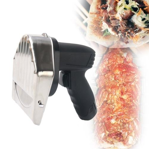 Gyro Knife | Keytop Wireless Kebab Slicer Rechargeable Shawarma Doner Kebab Knife Gyros Knife Gyro Cutter With Battery Home & Garden > Kitchen & Dining > Kitchen Tools & Utensils > Kitchen Knives > Cordless Kebab Knife KeyTop