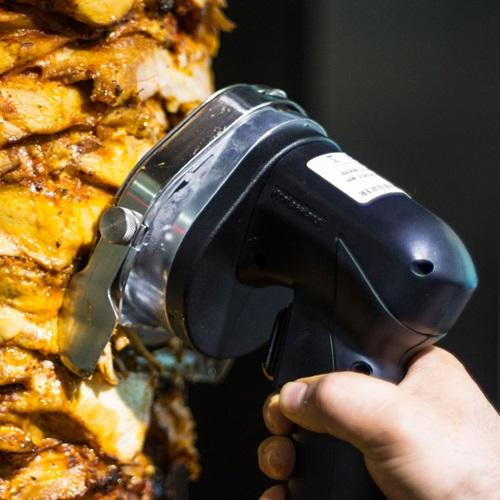 Gyro Knife Electric | Keytop Electric Gyros Shawarma Kebab Kebob Knife Home & Garden > Kitchen & Dining > Kitchen Tools & Utensils > Electric Knives > Kebab Knife KeyTop