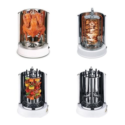 Vertical Grill | Keytop New Doner Kebab Machine Chicken Meat Vertical Grill Burner Bbq Gyro Rotisserie Home & Garden > Kitchen & Dining > Kitchen Appliances > Roaster Ovens & Rotisseries Wonderper