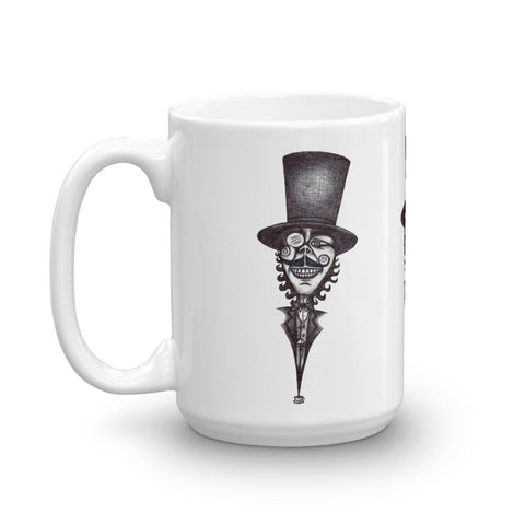 """Tea with the Hatter"" Mug"